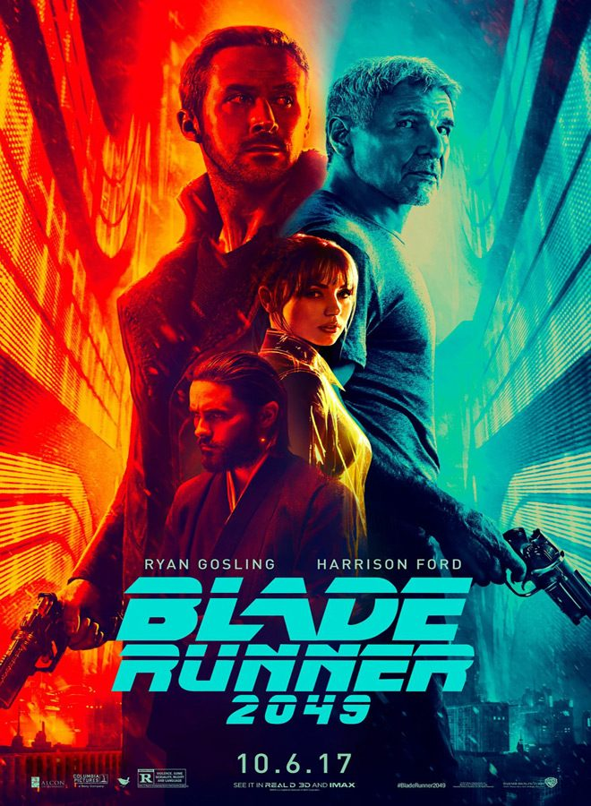 blade poster 1 - Blade Runner 2049 (Movie Review)