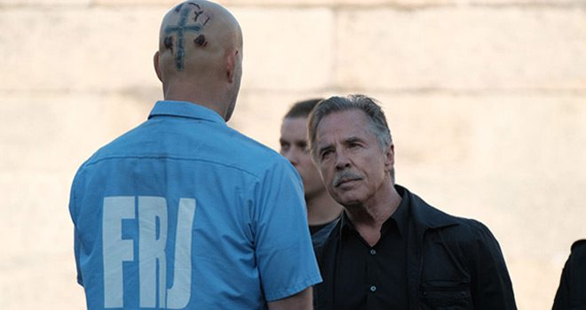 brawl 1 - Brawl in Cell Block 99 (Movie Review)