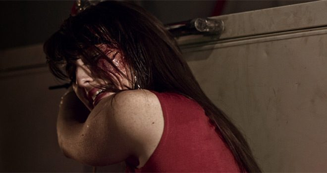 chantelle chained in the basement - K-Shop (Movie Review)