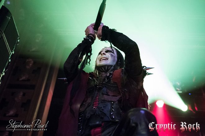 cradleoffilth websterhall 030816 22 - Interview - Dani Filth Talks Decay