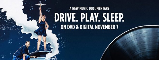 drive banner - Drive. Play. Sleep. (Movie Review)