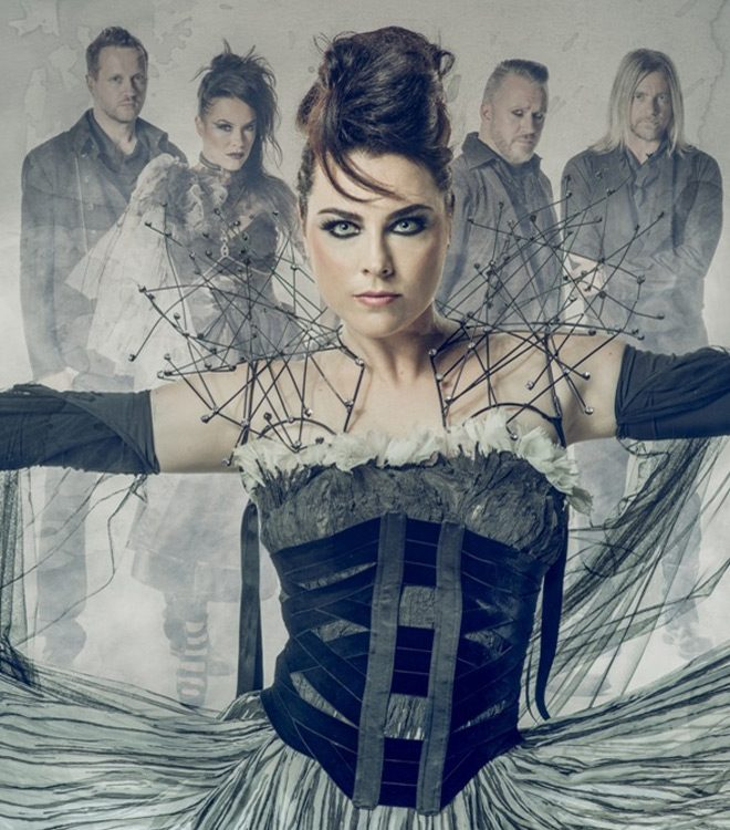 Evanescence - Synthesis (Album Review) - Cryptic Rock