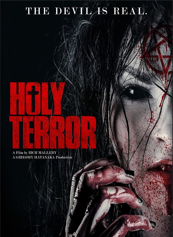 holy terror - Holy Terror (Movie Review)