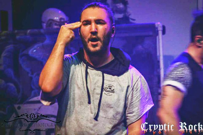 i prevail undead tour 8 of 22 - Interview - Eric Vanlerberghe of I Prevail