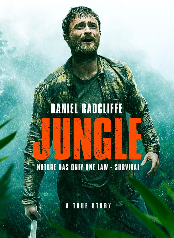 jungle poster - Jungle (Movie Review)