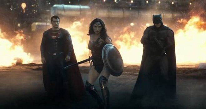 justice 1 - Justice League (Movie Review)
