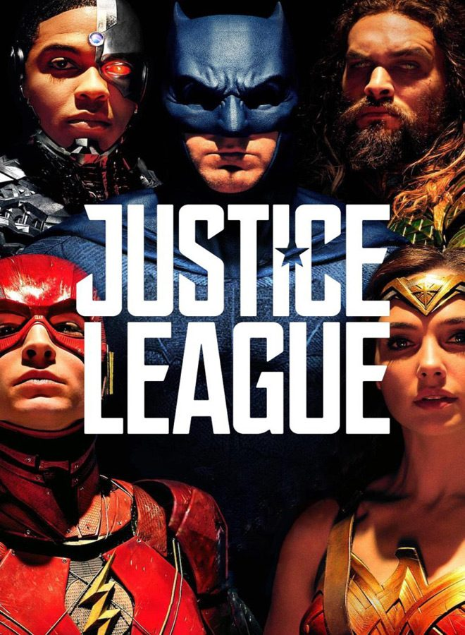 justice poster - Justice League (Movie Review)