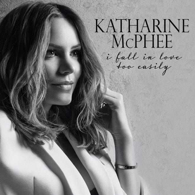 kat album - Katharine McPhee - I Fall in Love Too Easily (Album Review)
