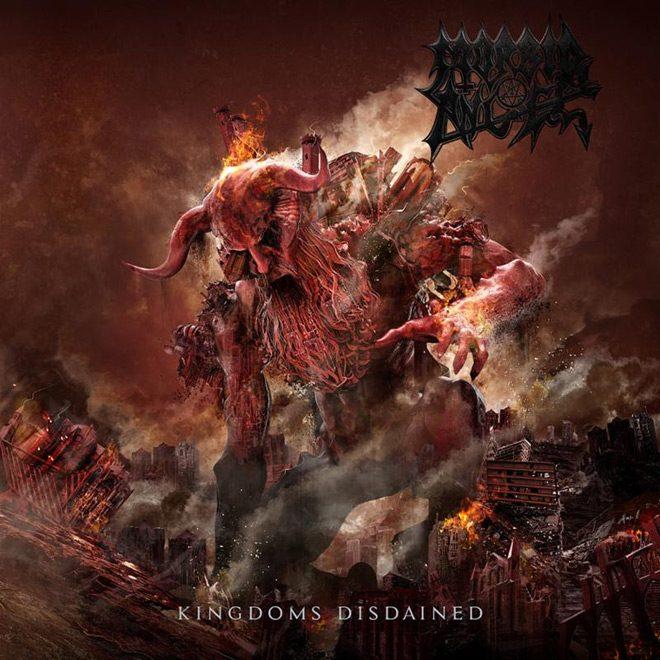 morbid 1 - Morbid Angel - Kingdoms Disdained (Album Review)