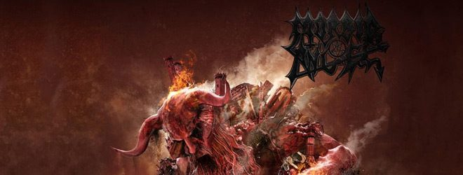 morbid slide - Morbid Angel - Kingdoms Disdained (Album Review)