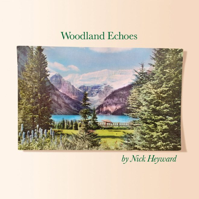 nick heyward woodland echoes album cover 2017 200 dpi - Nick Heyward - Woodland Echoes (Album Review)