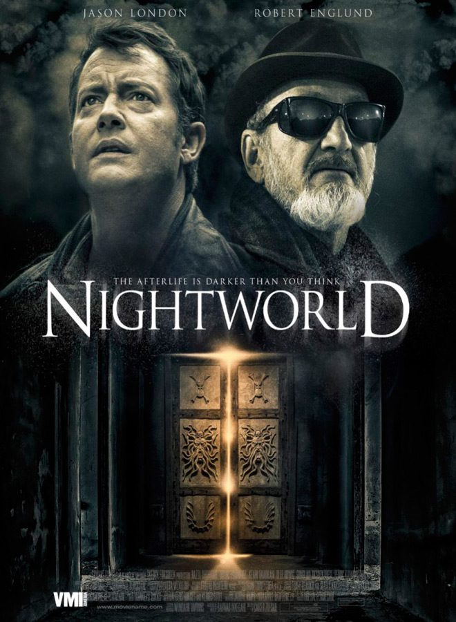 nightworld poster - Nightworld (Movie Review)