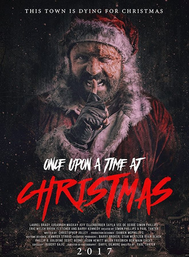 once poster - Once Upon a Time At Christmas (Movie Review)