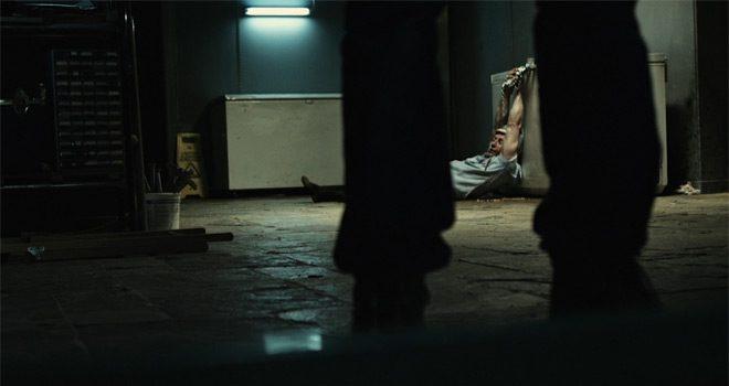 salah arrives in the basement - K-Shop (Movie Review)