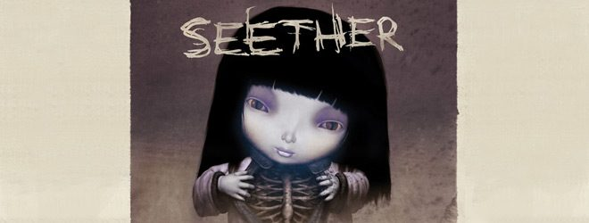 see slide - Seether - Finding Beauty in Negative Spaces 10 Years Later