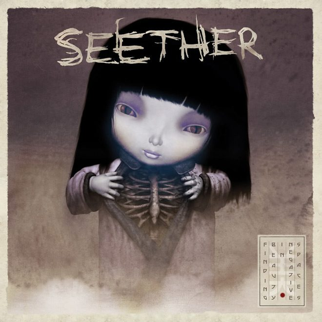 seether - Seether - Finding Beauty in Negative Spaces 10 Years Later