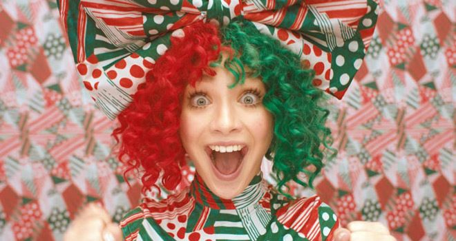 sia xmas - Sia - Everyday Is Christmas (Album Review)
