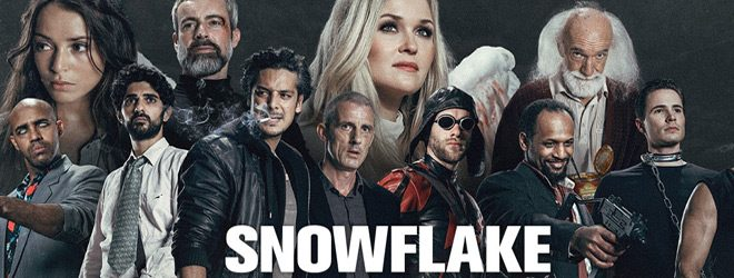 snow slide - Snowflake (Movie Review)