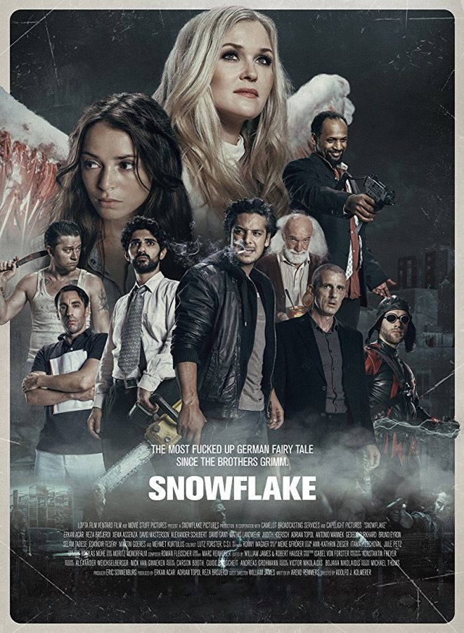 snowflake poster - Snowflake (Movie Review)