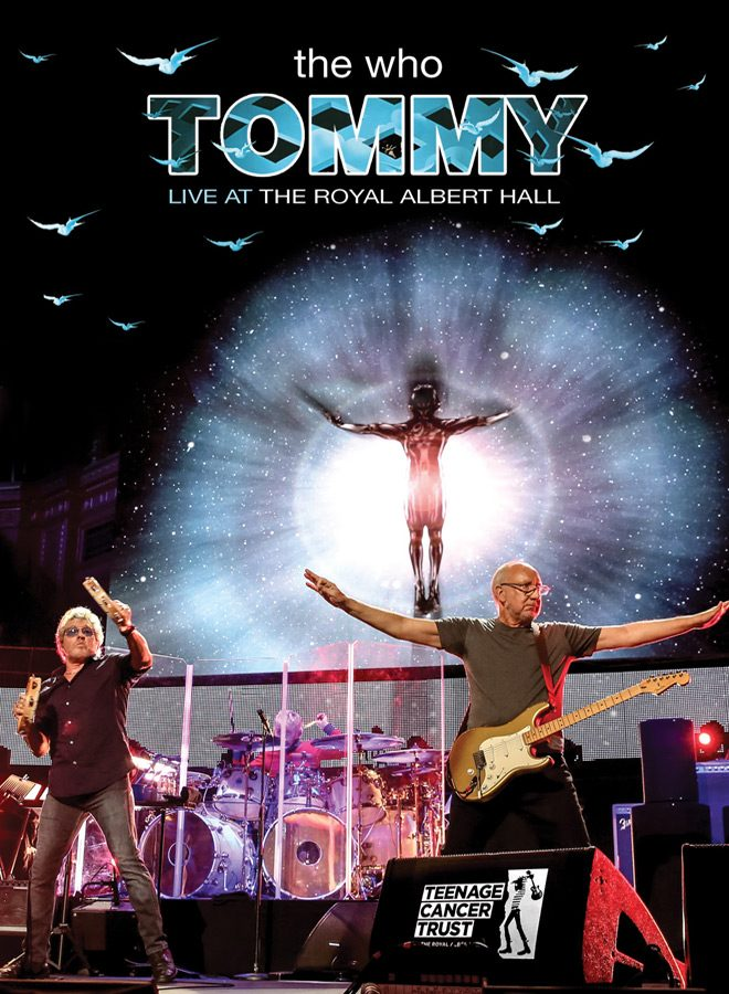 the who - The Who - Tommy: Live at the Royal Albert Hall (Live DVD Review)