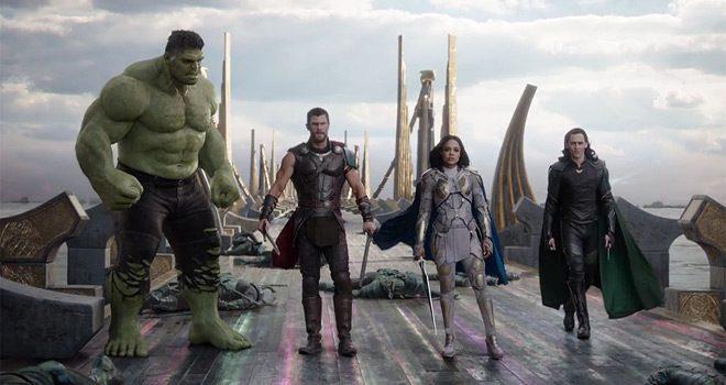 thor 2 - Thor: Ragnarok (Movie Review)
