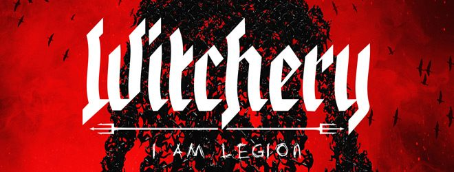 witchery pro - Witchery - I Am Legion (Album Review)