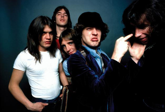 ACDC70s - Malcolm Young - Rock-n-Roll Salutes You