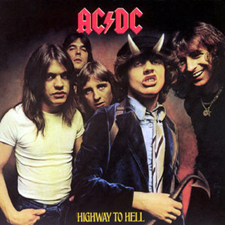 Acdc Highway to Hell - Malcolm Young - Rock-n-Roll Salutes You