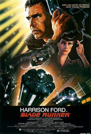 Blade Runner poster - Interview - Paul Young