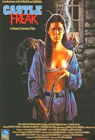 Castle Freak VHS - Interview - Dennis Paoli