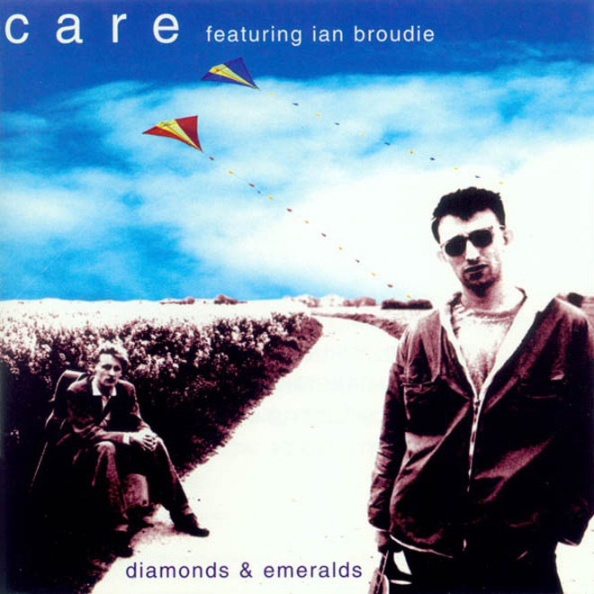 Diamonds and Emeralds cover - Care - Diamonds and Emeralds Turns 20