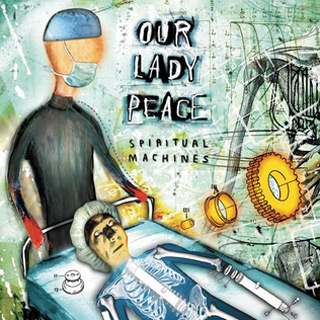 Our Lady Peace   Spiritual Machines - Interview - Duncan Coutts of Our Lady Peace