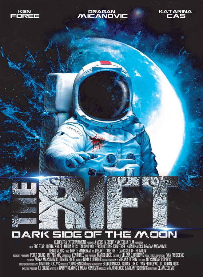 RIFT updated poster - The Rift: Dark Side of the Moon (Movie Review)