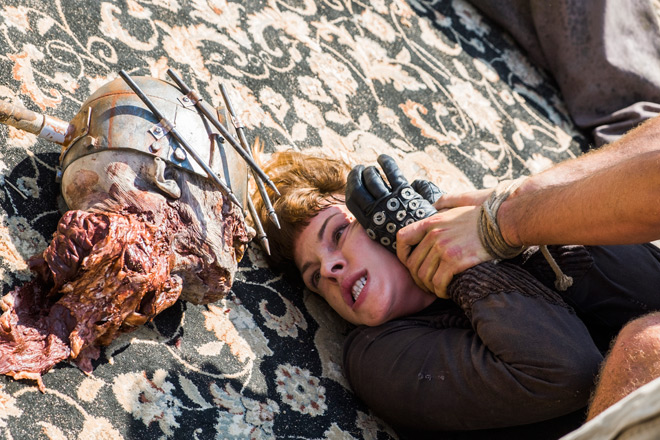 TWD 807 GP 0719 0347 RT - The Walking Dead - Time for After (Season 8/ Episode 7 Review)