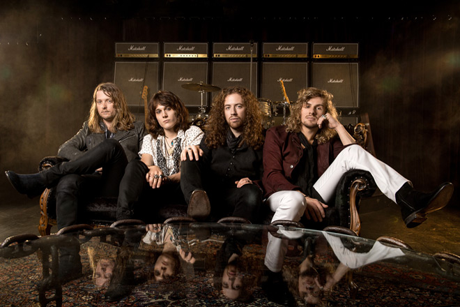 Tyler Bryant and The Shakedown press photo - Tyler Bryant & The Shakedown - Tyler Bryant & The Shakedown (Album Review)