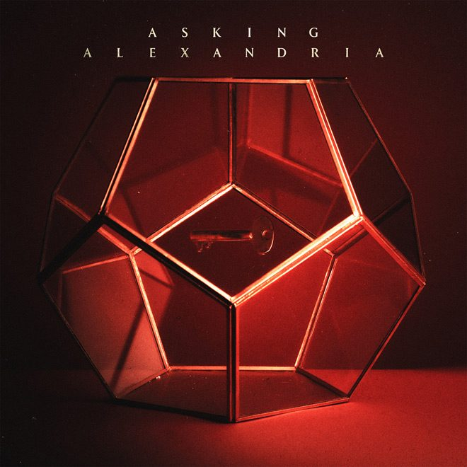 aacoverlowerres - Asking Alexandria - Asking Alexandria (Album Review)