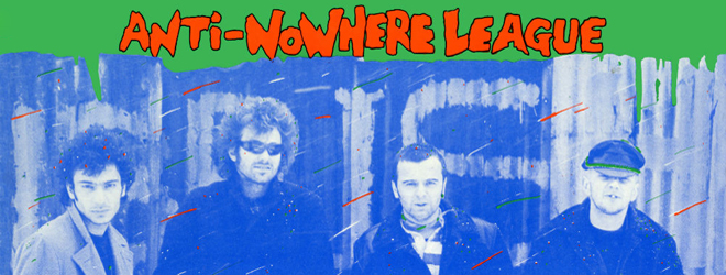 anti slide - Anti-Nowhere League - We Are…The League 35 Years Later