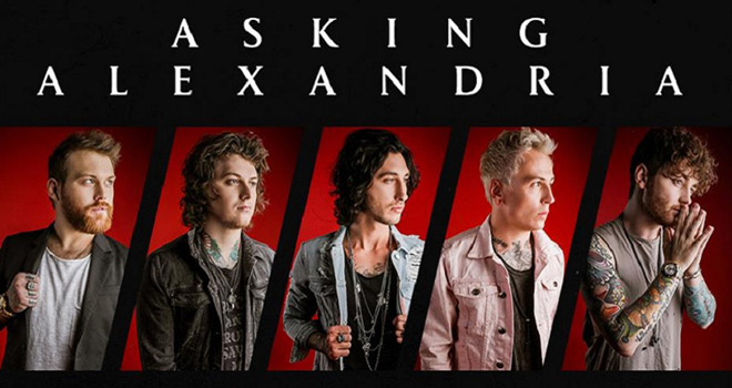 asking alexandria 2017 - Asking Alexandria - Asking Alexandria (Album Review)