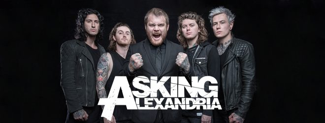 asking slide 3 - Interview - Ben Bruce of Asking Alexandria