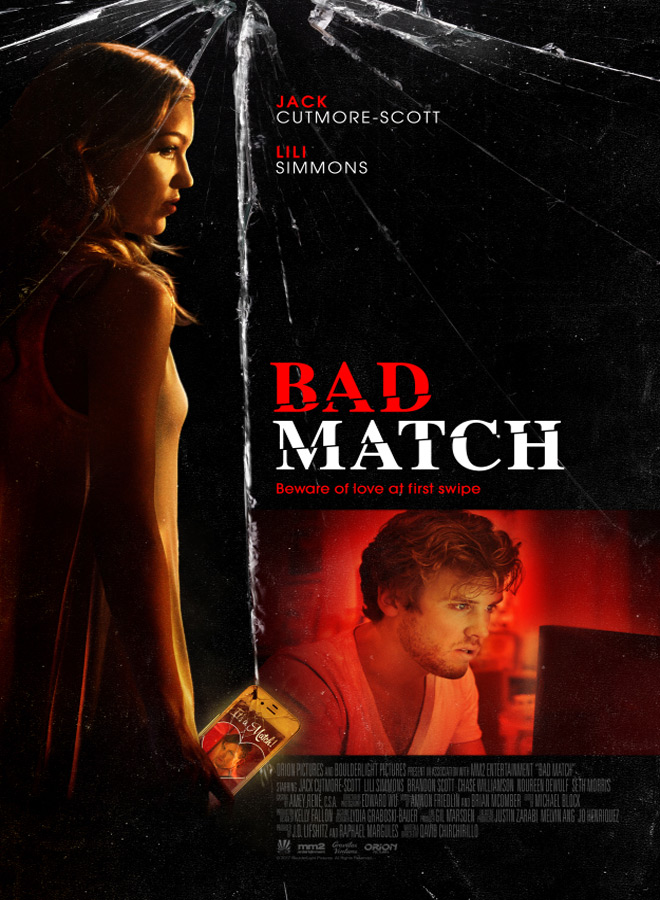 badmatch poster - Bad Match (Movie Review)