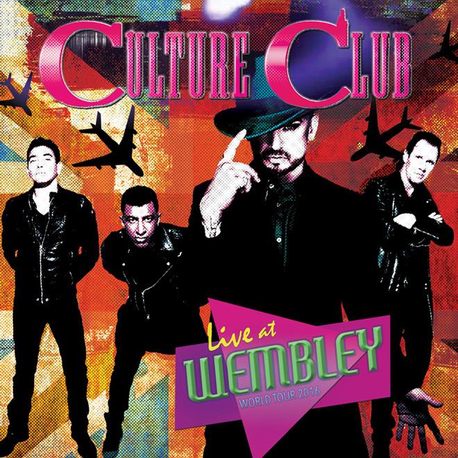culture club live - Culture Club - Live At Wembley (Live DVD Review)