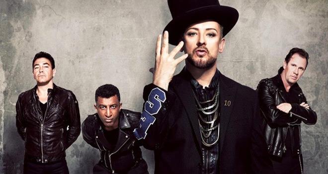 cultureclub - Culture Club - Live At Wembley (Live DVD Review)