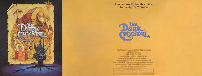 dark crystal slide - The Dark Crystal Celebrates 35 Years