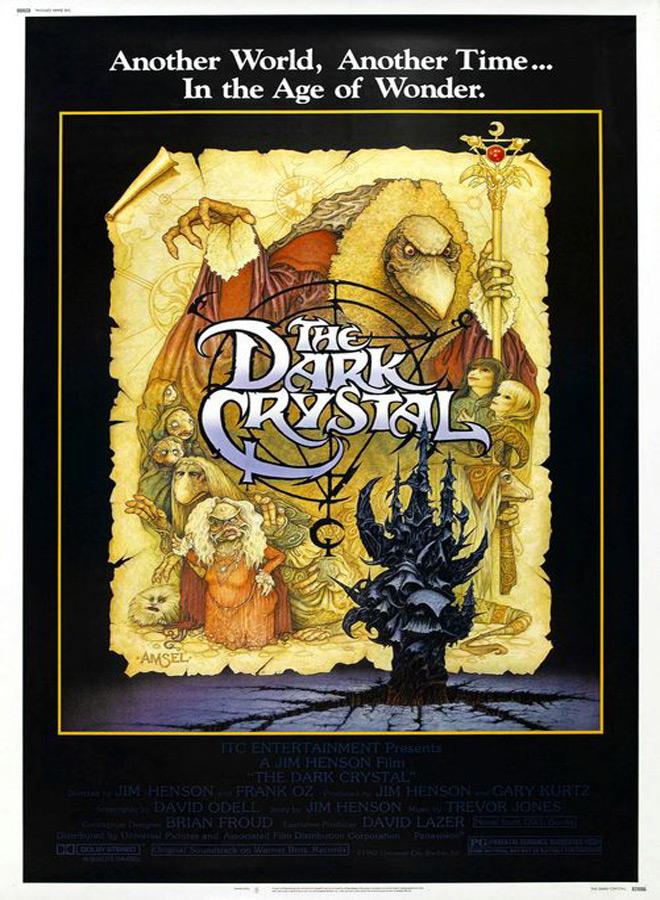 dark crystal poster - The Dark Crystal Celebrates 35 Years