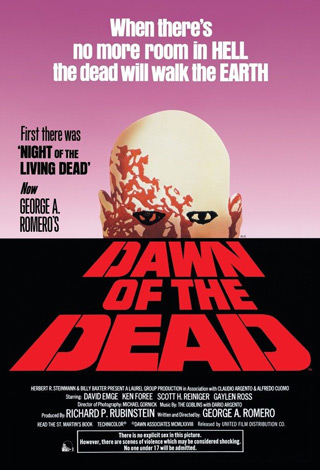 dawn - George A. Romero - The Man, The Director, & His Legacy