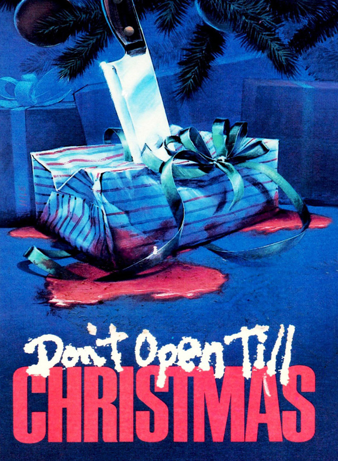 dont open - Christmas Terror - 10 Horror-themed Christmas Flicks Worth Unwrapping