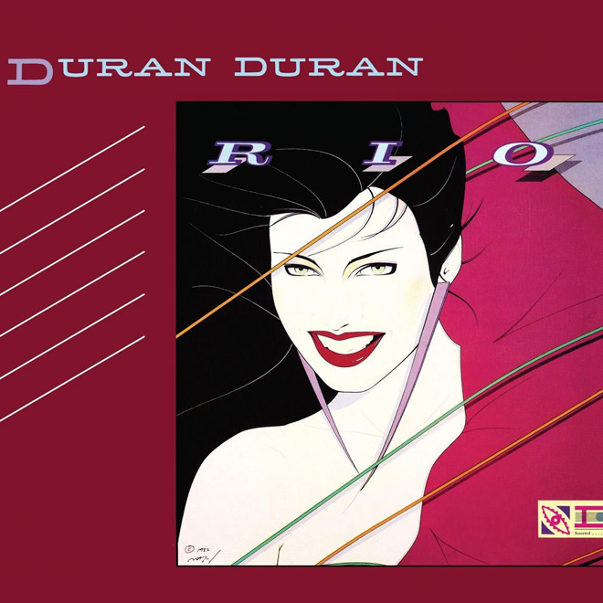 duran duran rio album cover - Duran Duran - Rio 35 years Later