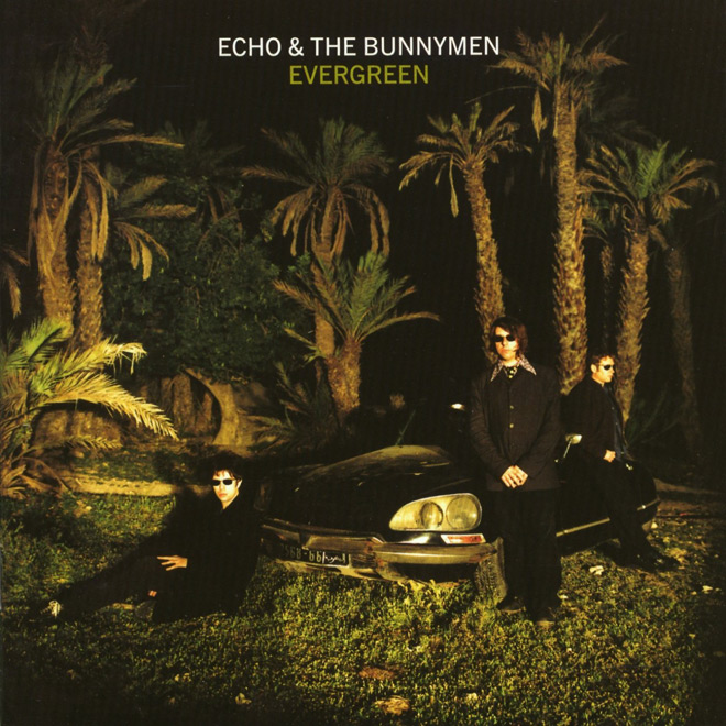 evergreen - Echo & the Bunnymen - Evergreen 20 Years Later