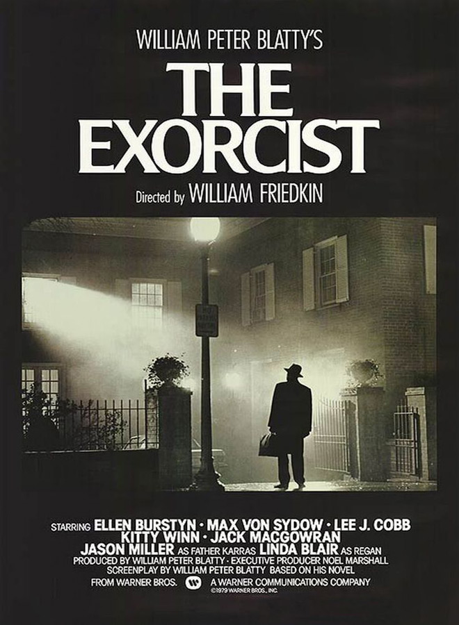 ex poster - This Week In Horror Movie History - The Exorcist (1973)