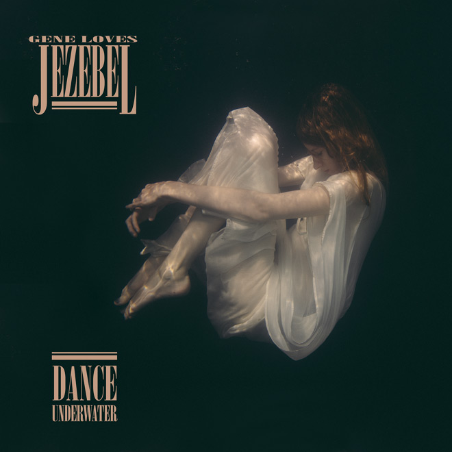 gene loves jezebel dancing underwater album cover ghost cult - CrypticRock Presents: The Best Albums Of 2017